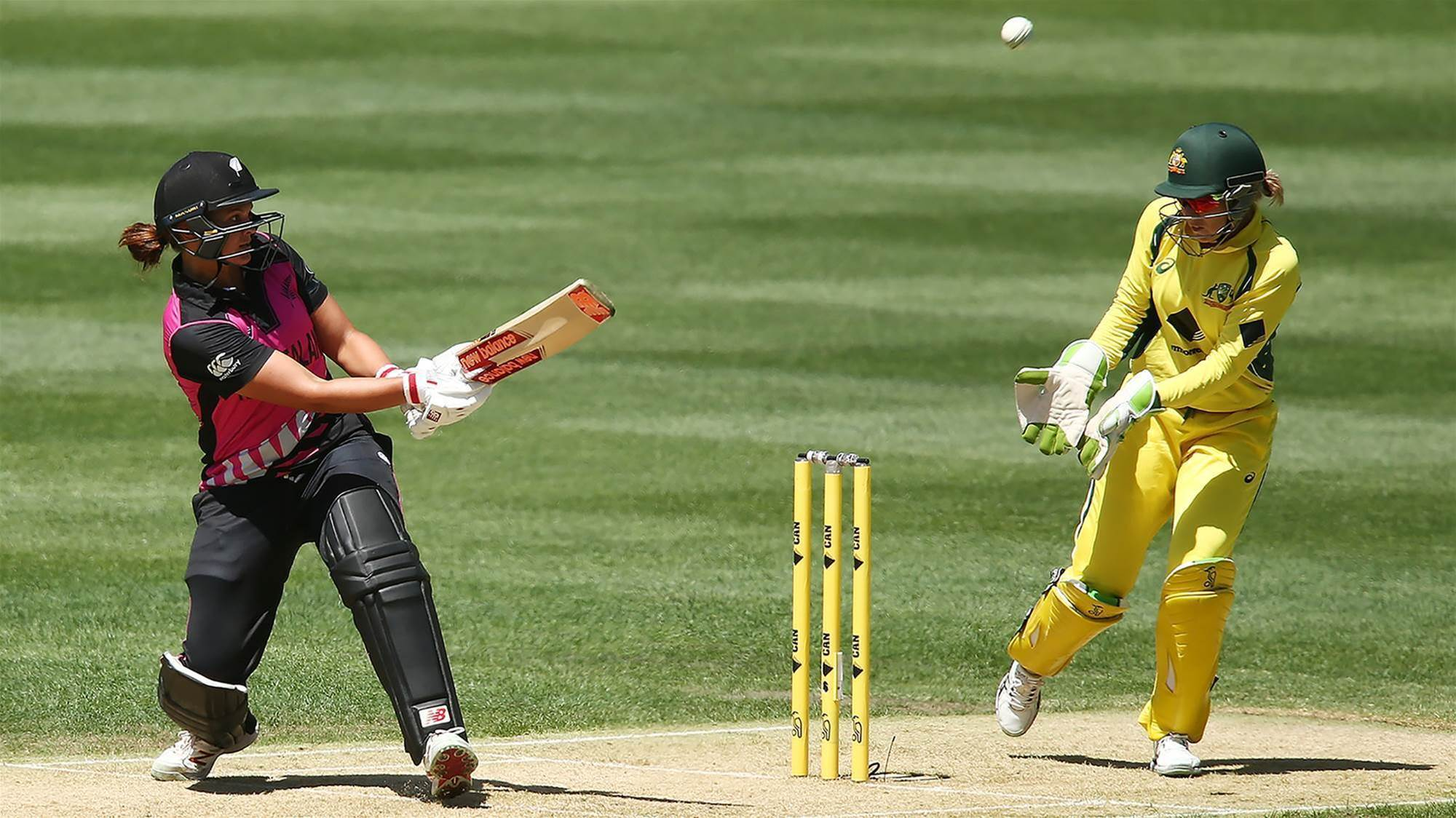 Big summer of cricket for Aussie women