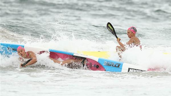 Youngsters to lead Australia's Youth Life Saving Team