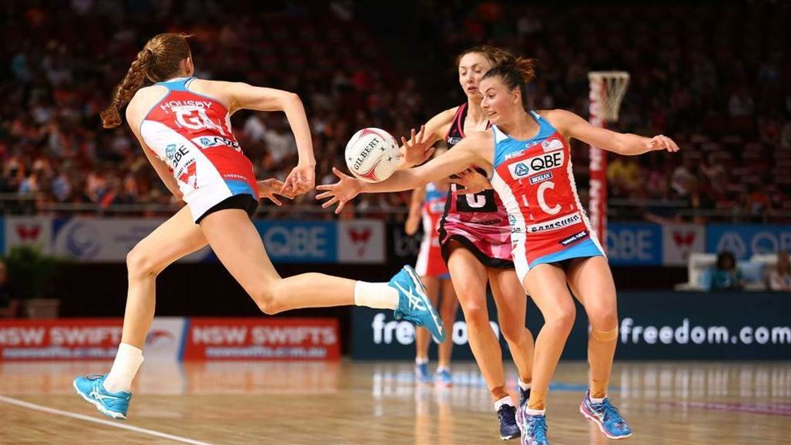 'A dream come true': NSW Swifts 2020 Preview