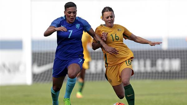 Matildas to face European Champions