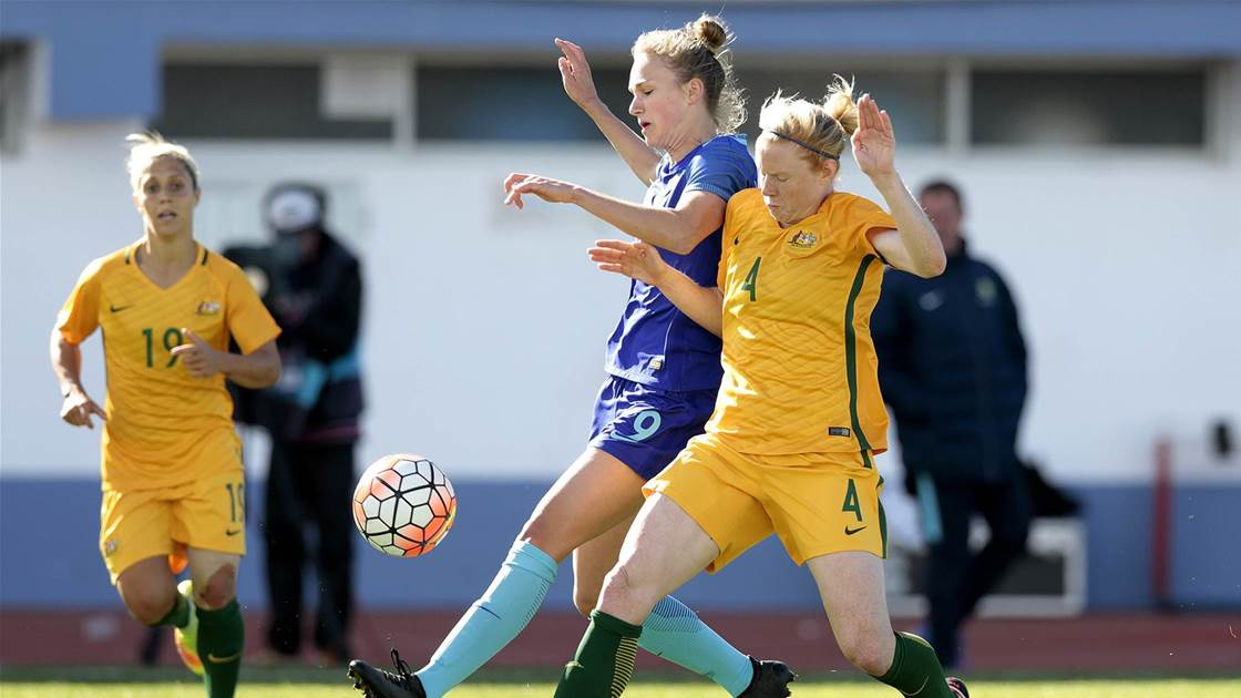Preview: Netherlands v Australia