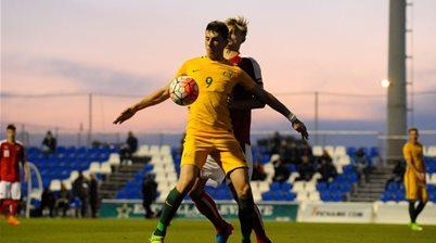 Olyroos striker transferring to Croatian powerhouses