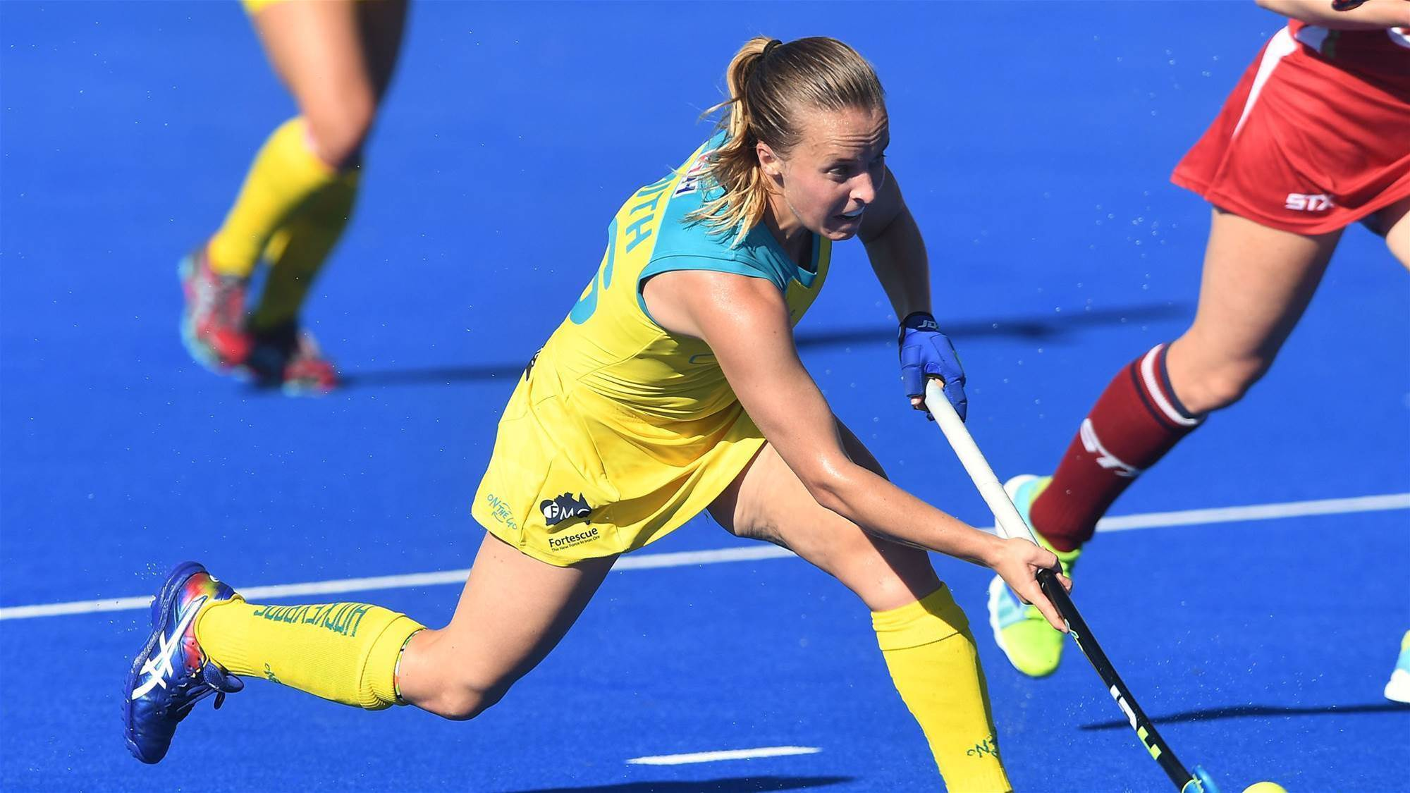Hockeyroos squad named ahead of Games
