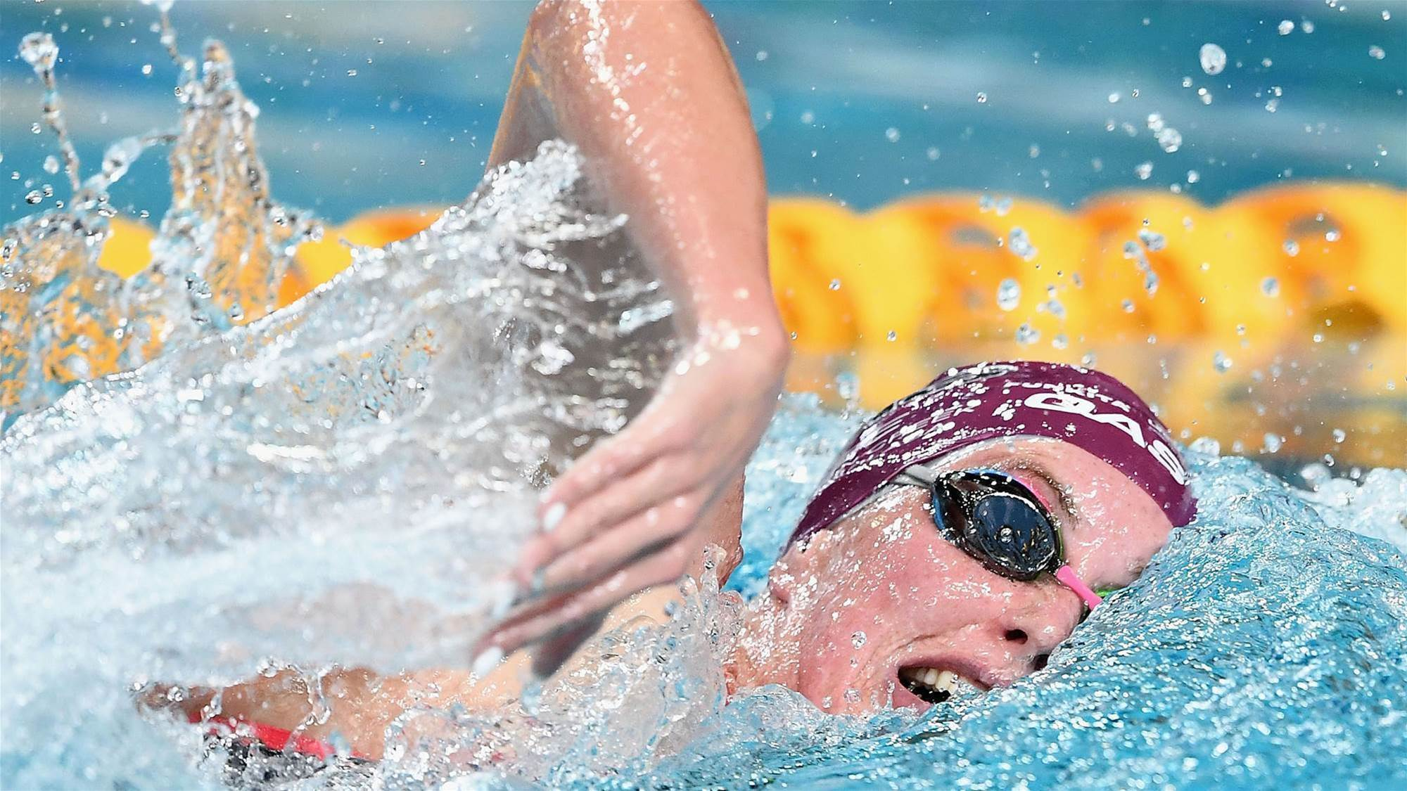 Sunny Coast swimmers make Pan Pacs squad