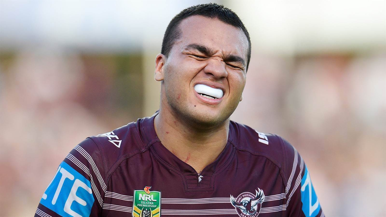NRL prop: I almost died