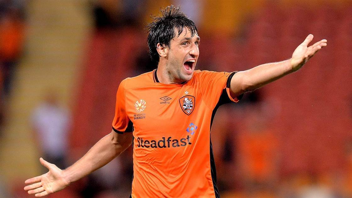 Thomas Broich: The A-League peaked years ago