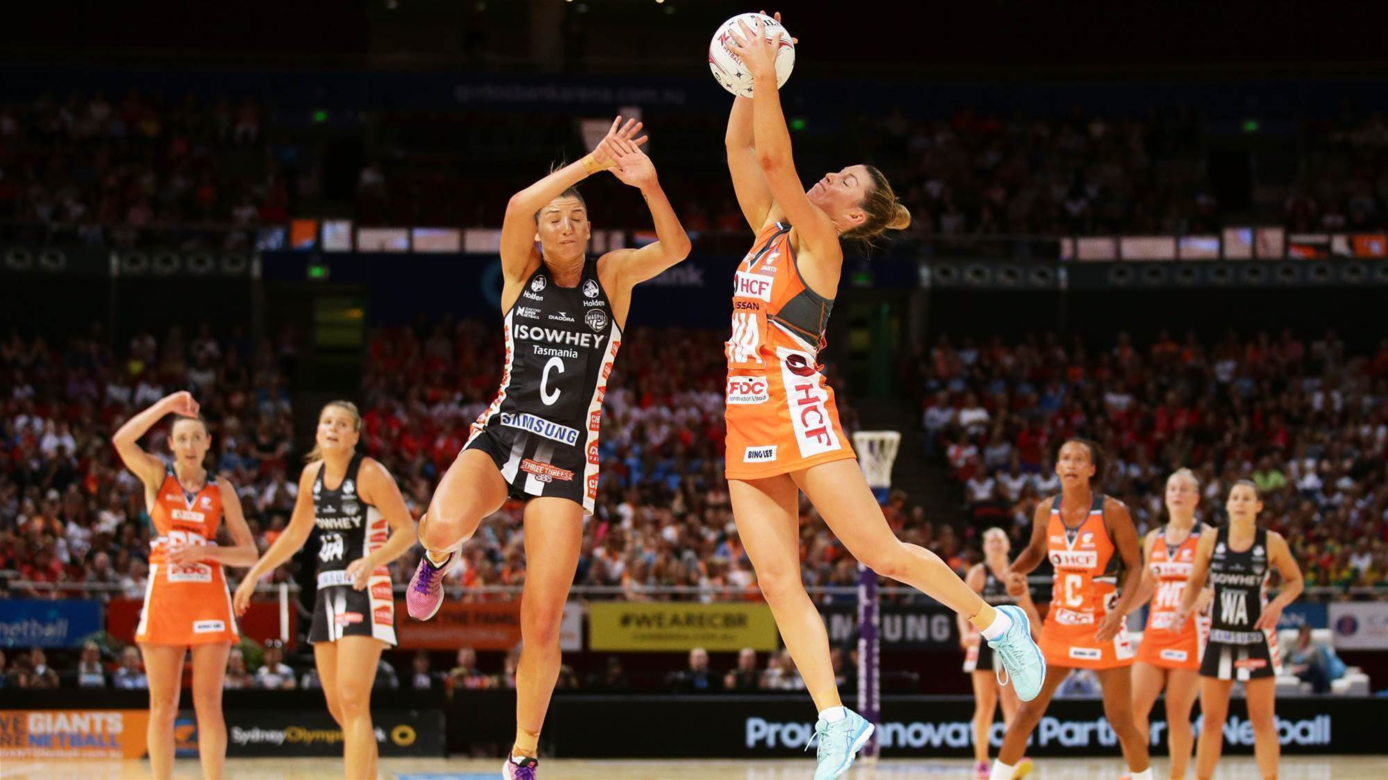 Netball moving to Nine could do wonders for the game