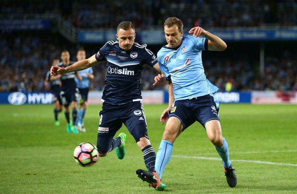 Graham Arnold's sensational Berisha claim: He said they can't beat us
