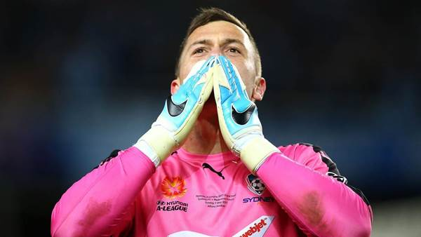 Vukovic the hero in cup shootout