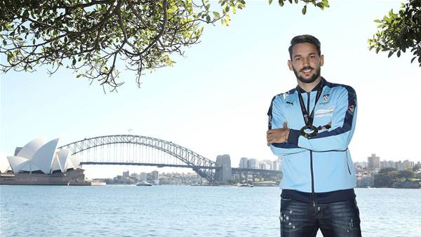 True blue Ninkovic set to be a dinky-di Aussie!