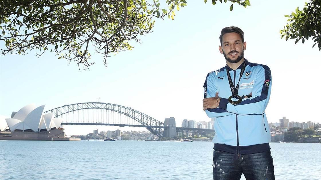 True blue Ninkovic set to be a dinky-di Aussie!