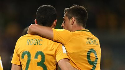 Four Socceroos set to star in Europa League