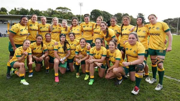 Wallaroos squad named for NZ crunch match