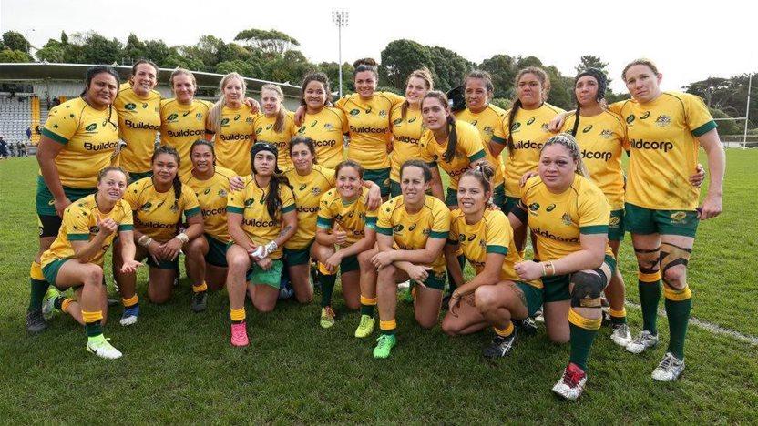 Wallaroos squad named for NZ crunch match