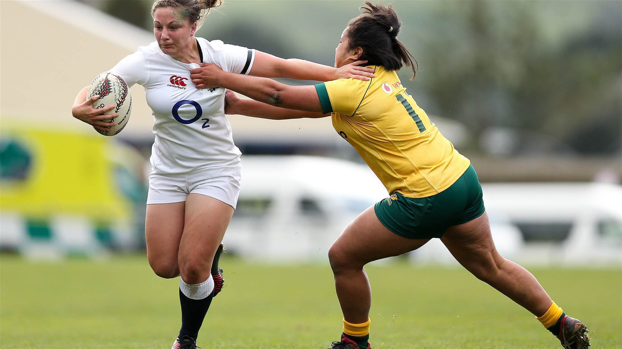 "Violeta Tupuola: ""I want to influence others"""