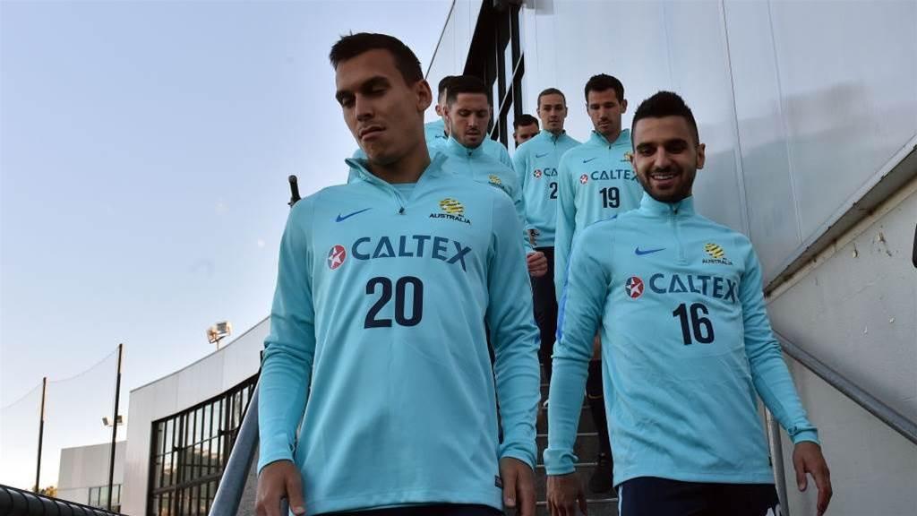 Key Aussie trio facing relegation