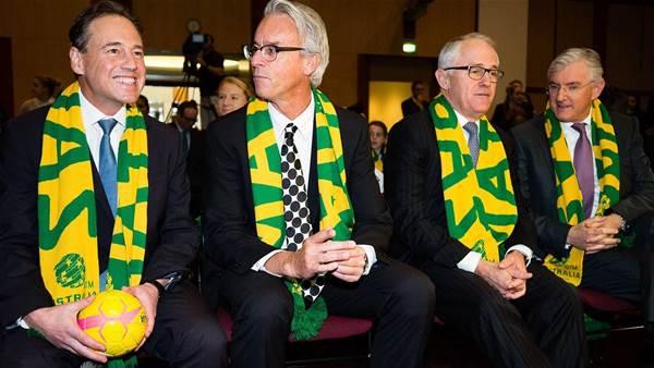 Australia-NZ 2023 WWC bid at a glance