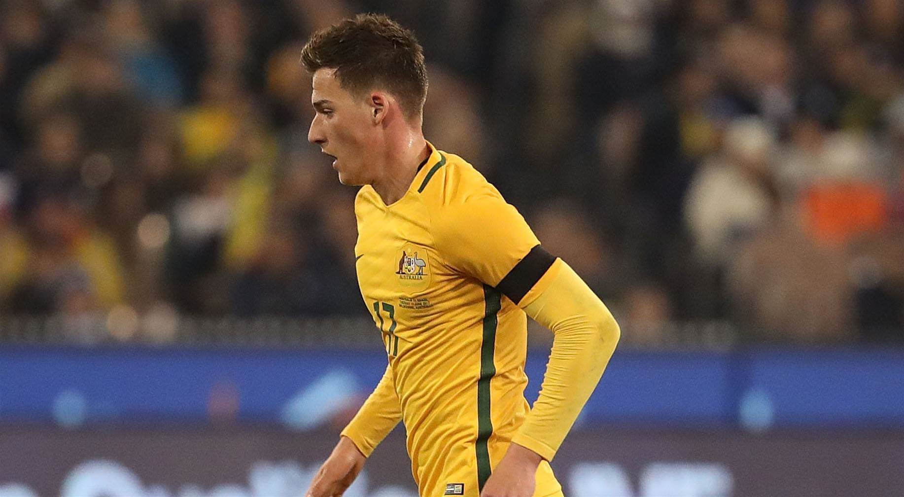 Hrustic in line for Socceroos World Cup recall
