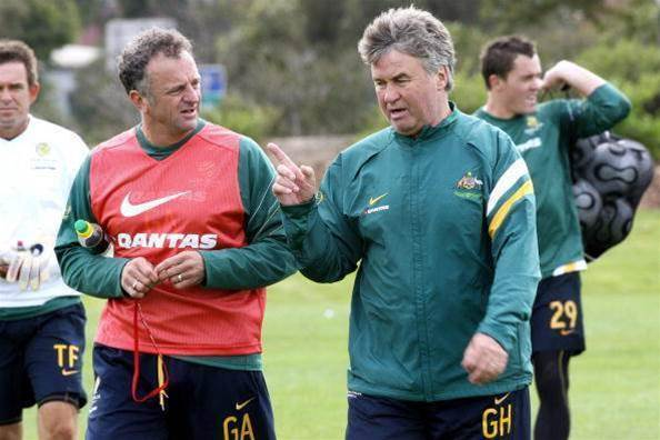 Ex-Socceroo: 'Hiddink still the master'