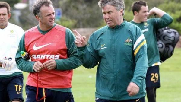 Ex-Socceroo: 'Hiddink still the master'