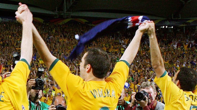 Viduka among Australian soccer think tank