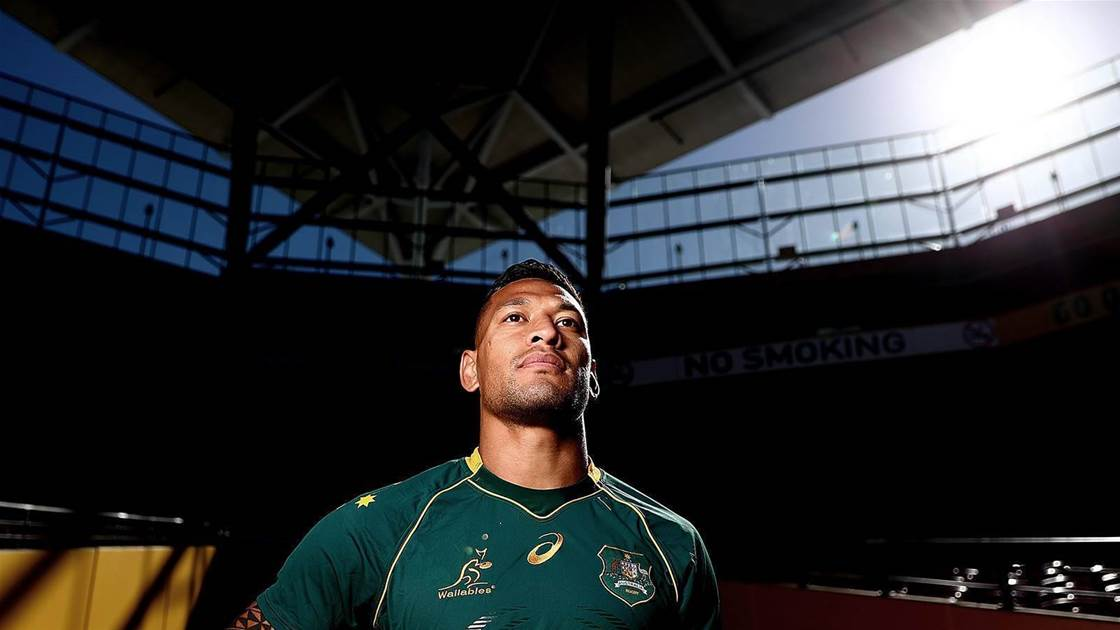 Folau: This was my Christian duty...