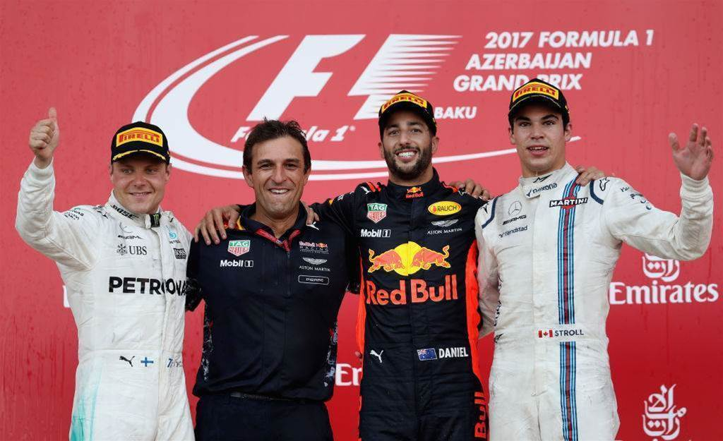 Could Ricciardo go to Ferrari?