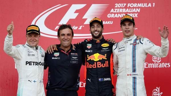 Could Ricciardo go to Ferrari?
