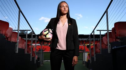 Kyah Simon on her seven years of injury hell