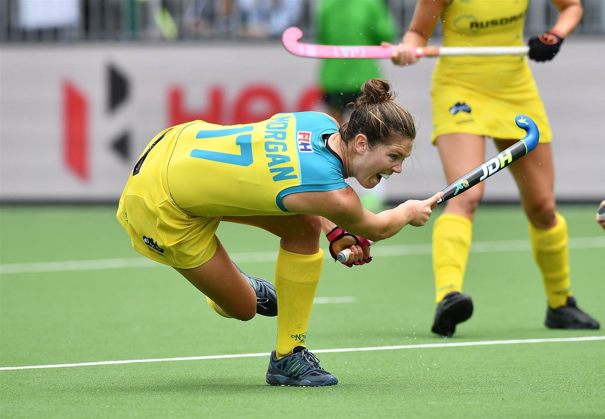 Injured Hockeyroos duo back in the mix