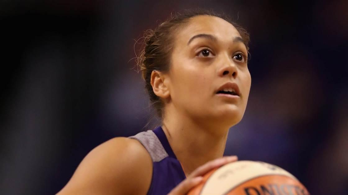Aussie Wrap: WNBA Week 9