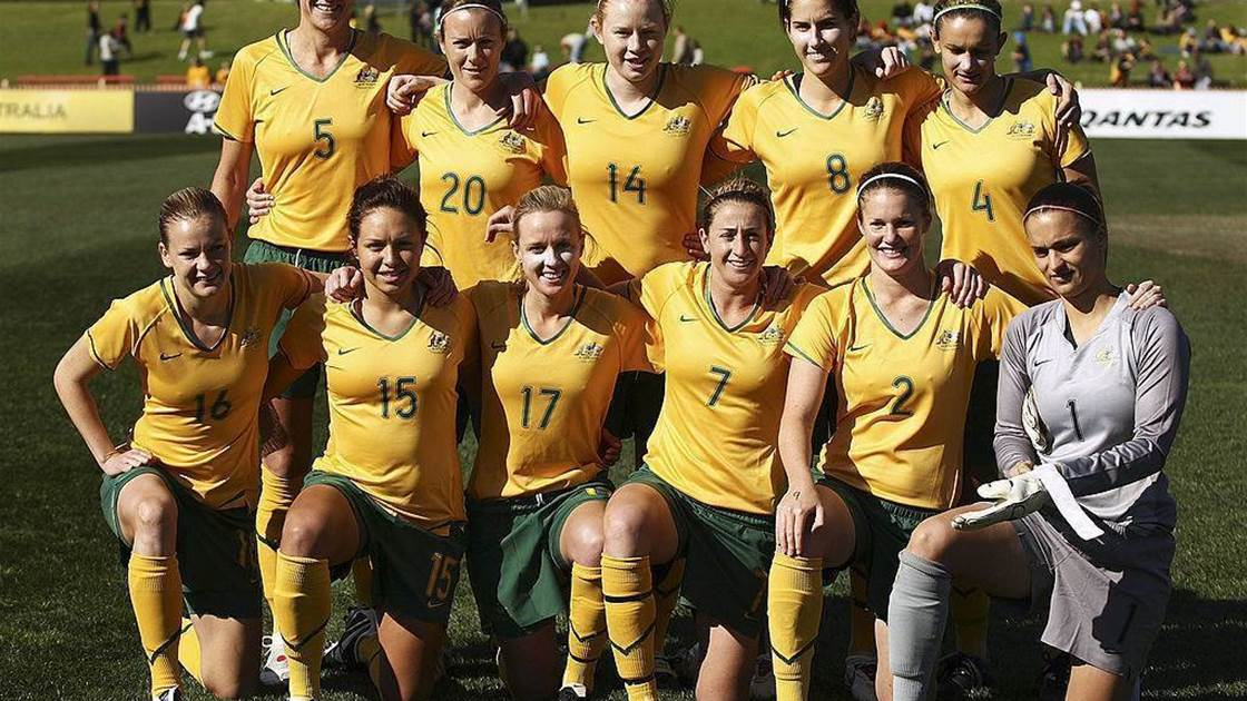 'They're a movement, not a team': Matildas celebrate 40th anniversary