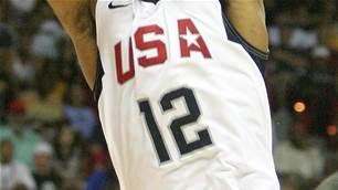 Basketball giants head for Oz