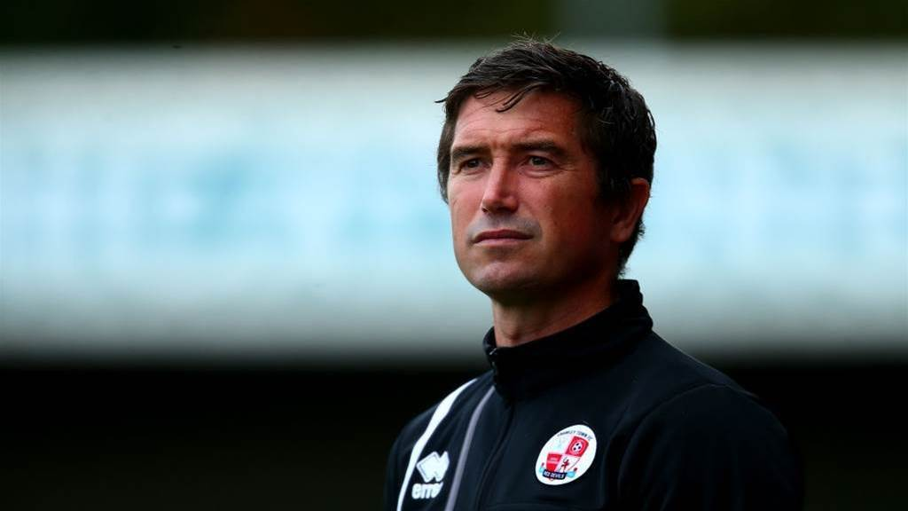 "Crawley players on Kewell: ""Everyone would be gutted if he left"""