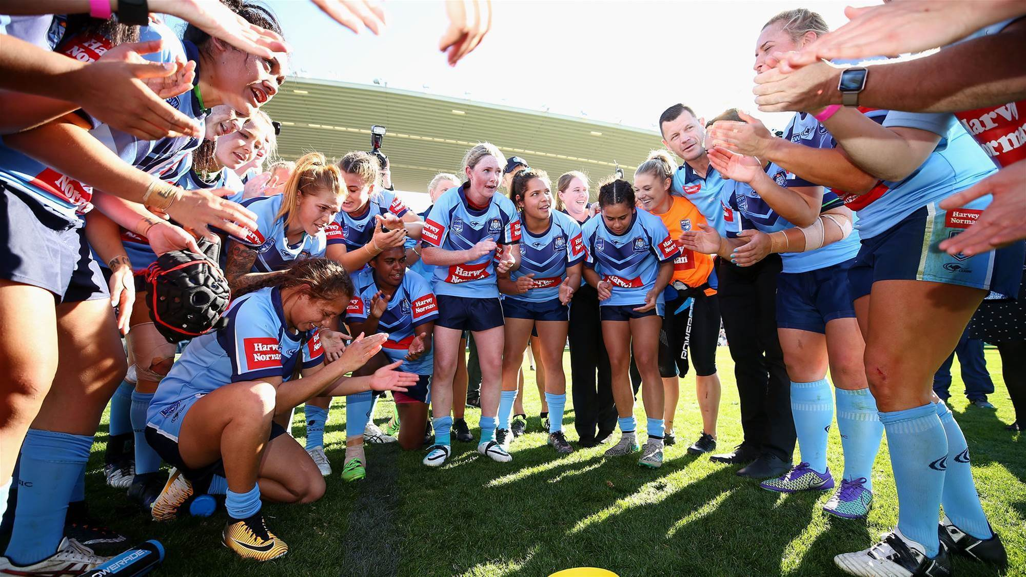 NSW name Women's State of Origin squad