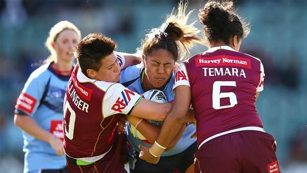 Queensland forwards primed for Origin clash, say Brander, Ballinger