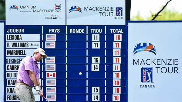 Mackenzie Tour announces 2021 Qualifying Tournaments