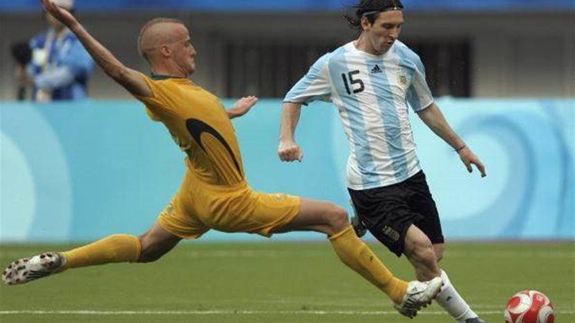 Messi, Aguero, Tadic: Ruben's epic Olyroos adventure