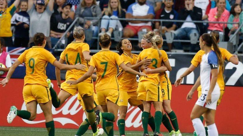 WATCH! The best Matildas goals of all time