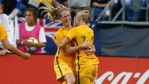 Matildas duo: From Gold Coast to France