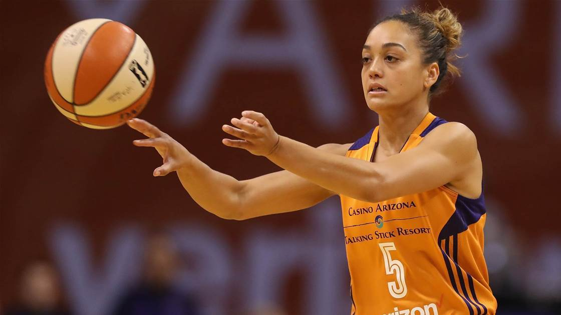 Aussie Wrap: WNBA Week 7