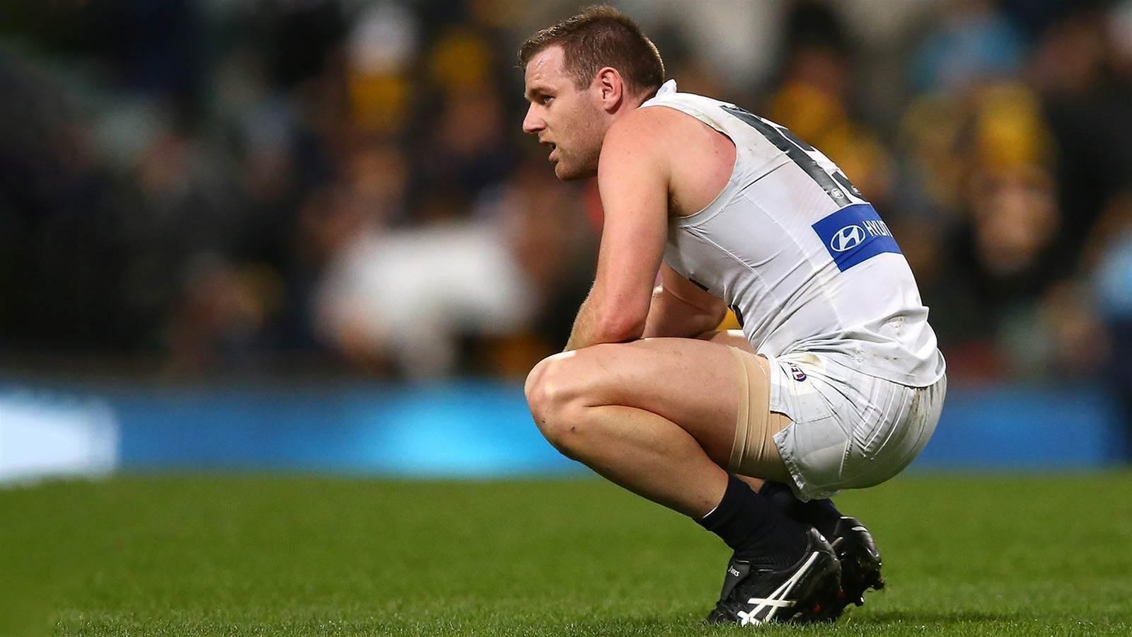 New knee heartbreak for Docherty