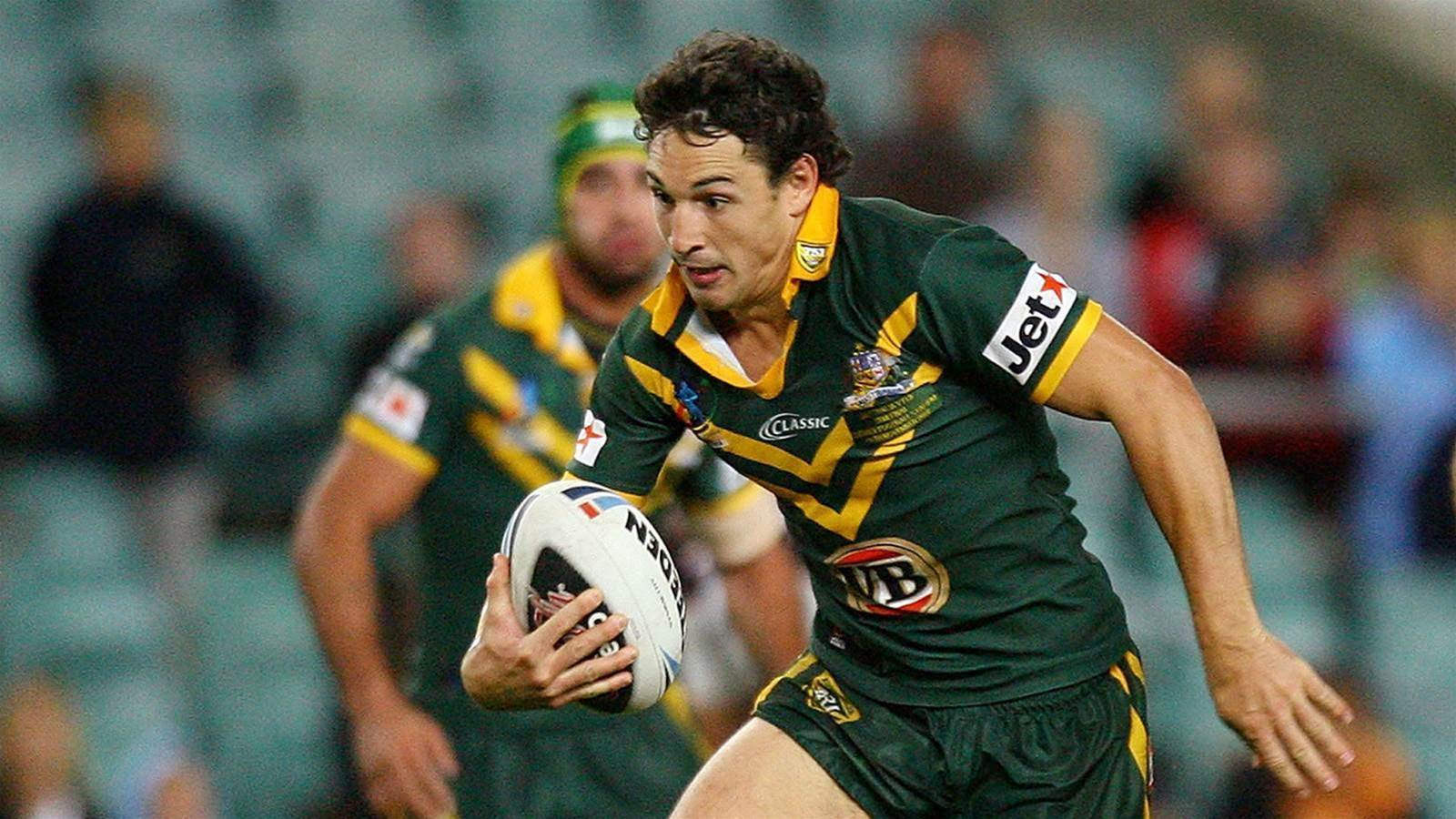 Billy Slater: 'League gave me heroes as a kid and the chance to be one myself...'