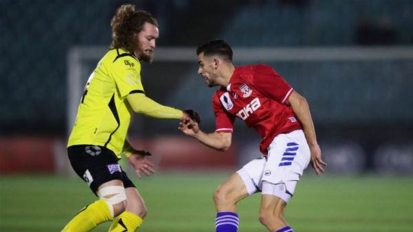 NPL derby called off after horrific injury