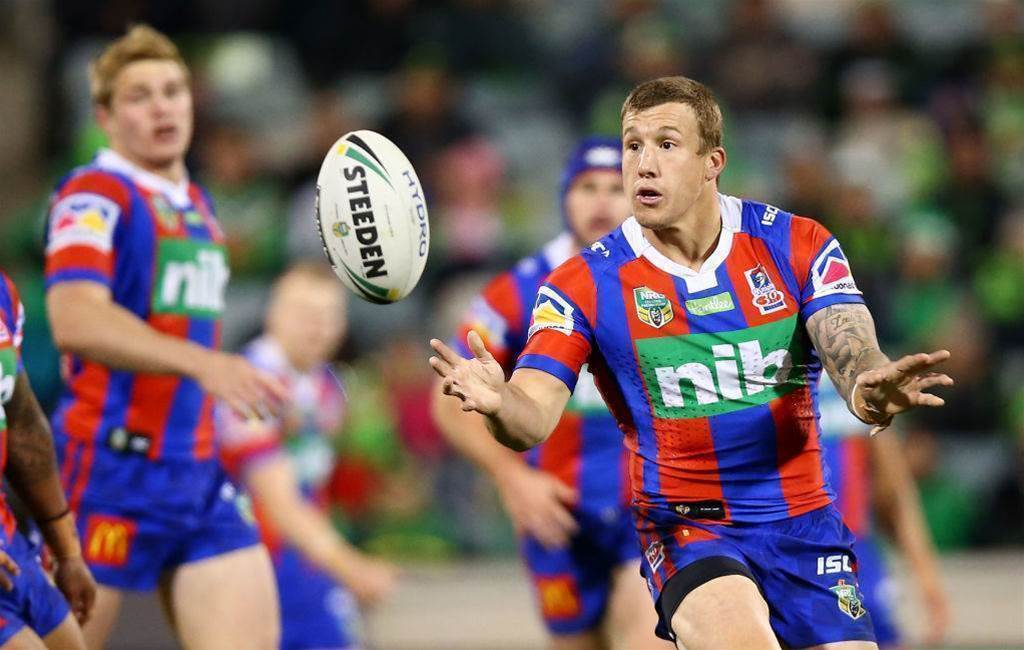 Newcastle Knights star departs