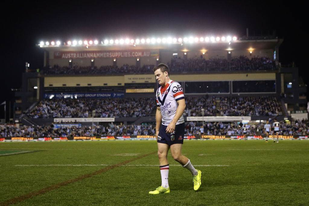 Luke Keary suffers freak training injury