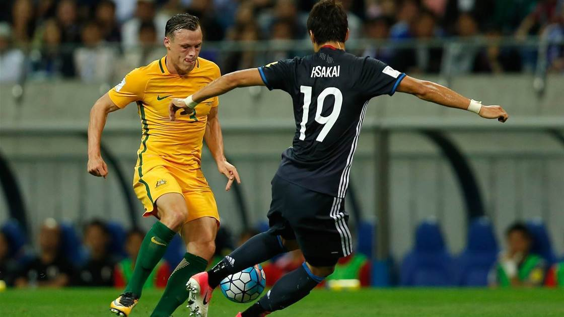 Brad Smith unavailable for Kuwait friendly with hamstring injury