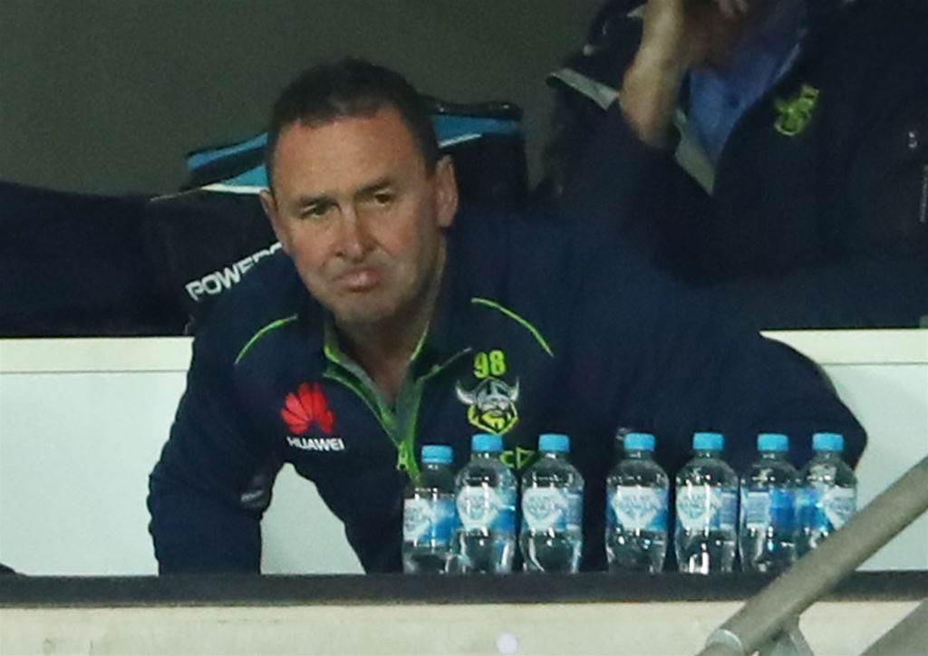Ricky Stuart: It's just not happening for us