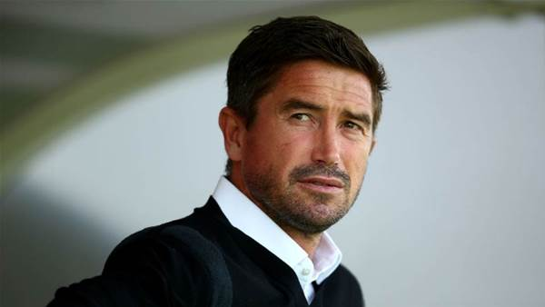 Could Harry Kewell be the next Victory manager?