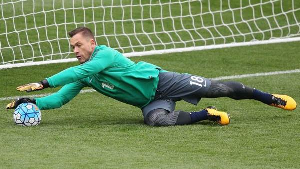 Vukovic brilliance continues to reach cup final